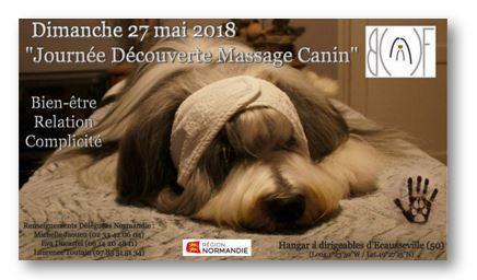 Affiche massages mai 2018